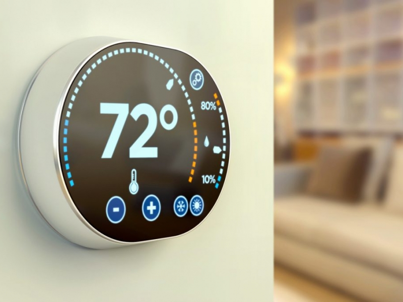 How Smart Thermostat Settings Can Boost Productivity