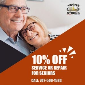 10% off HVAC Service for Seniors